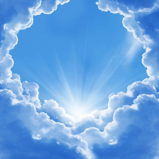 Ảnh đẹp bầu trời nắng