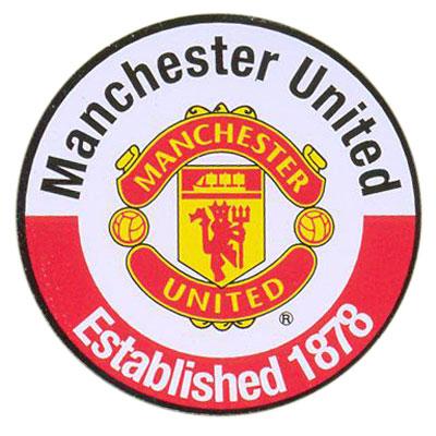 Ảnh đẹp logo Manchester United xưa