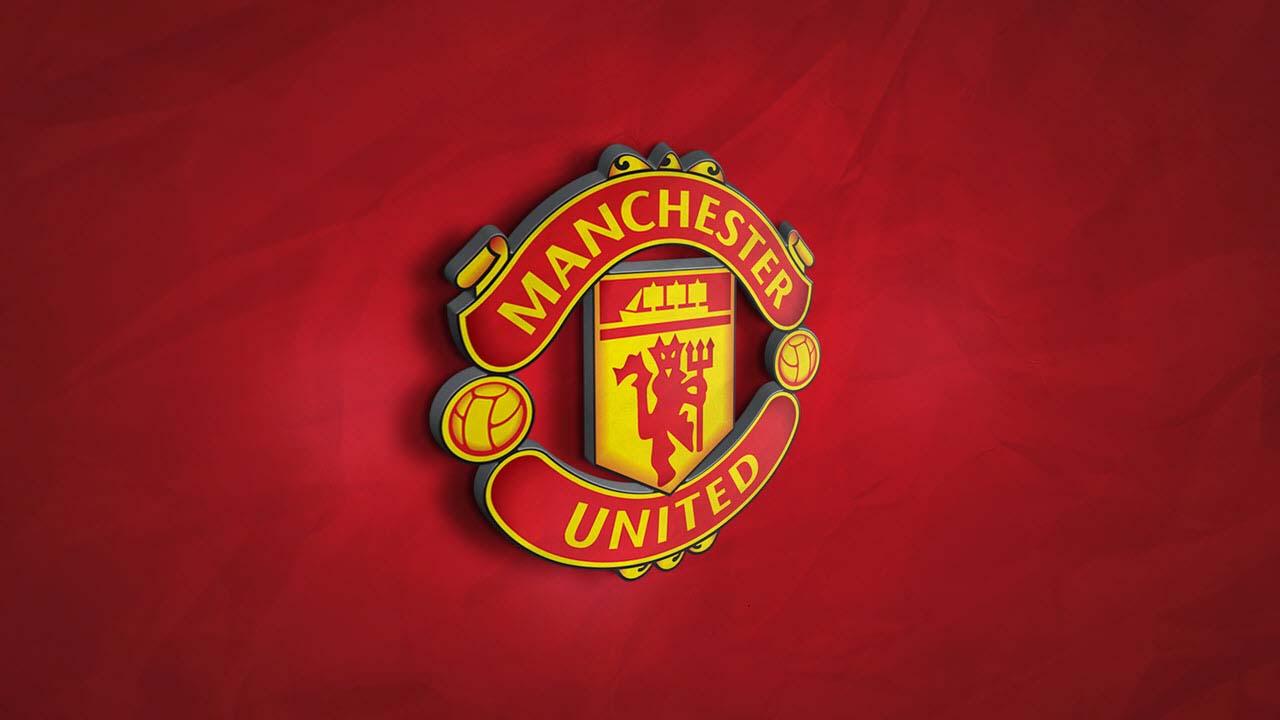 Ảnh đẹp logo Manchester United