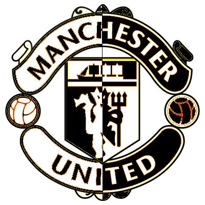 Ảnh đẹp logo MU hai mặt