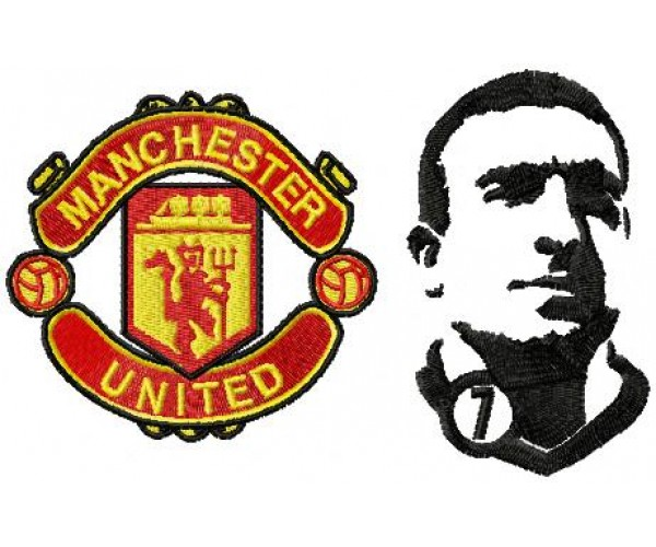 Ảnh đẹp logo MU