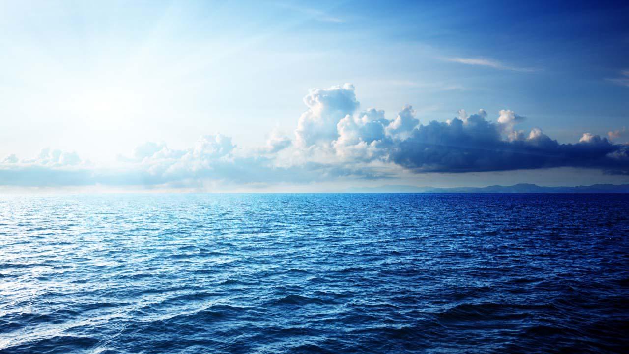 Ảnh đẹp trời và biển