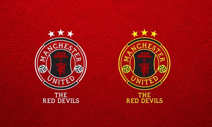 Ảnh đẹp về logo Manchester United