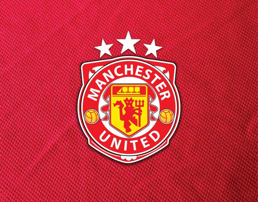 Ảnh logo áo của MU đẹp
