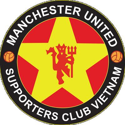 Ảnh logo cổ động viên MU đẹp
