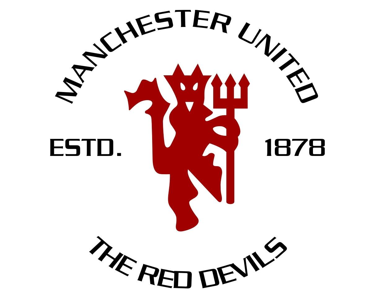 Ảnh logo của Manchester United đẹp