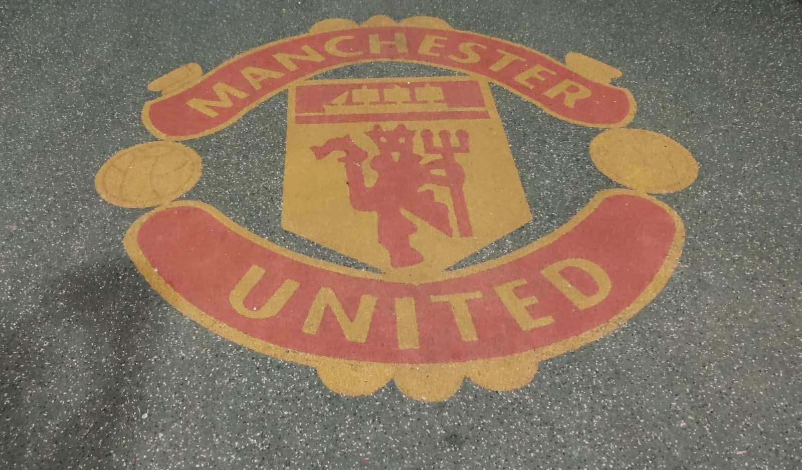 Ảnh logo của Manchester United độc nhất