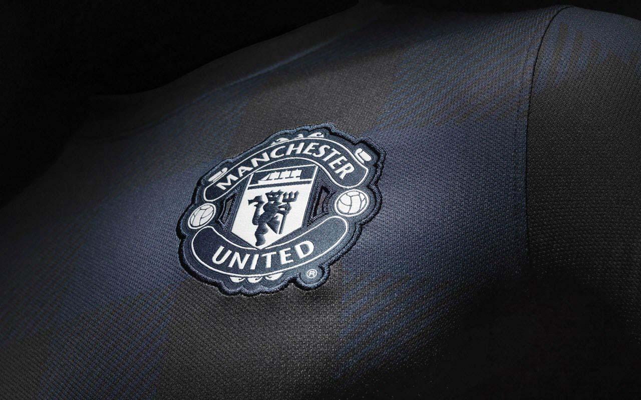 Ảnh logo đen của Manchester United đẹp