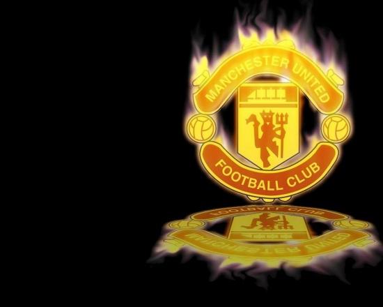 Ảnh logo MU 3D cực đẹp