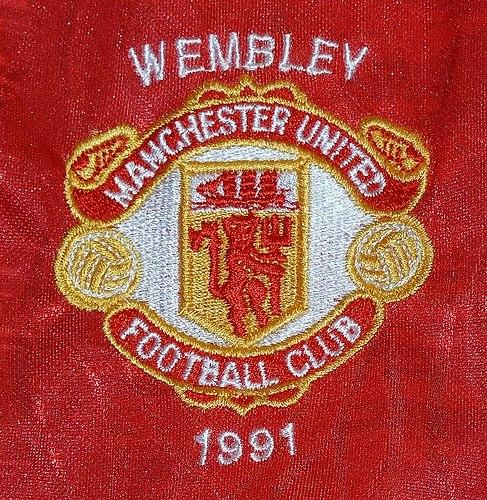 Ảnh logo MU đẹp 1991