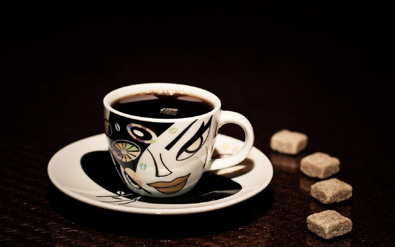 Ảnh ly cafe đen