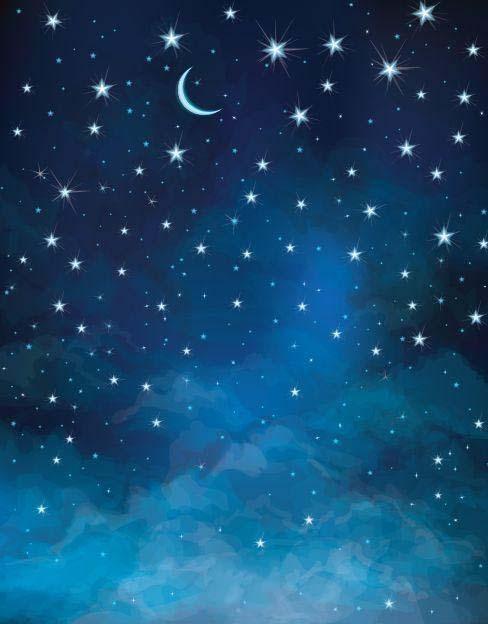 Hình ảnh bầu trời 3D đầy sao đẹp