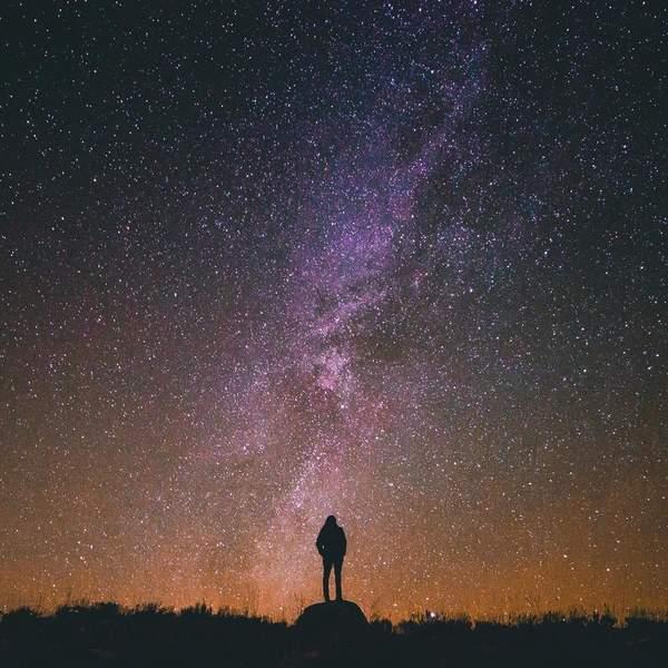Hình ảnh bầu trời đẹp đầy sao