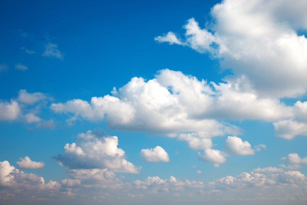 Hình ảnh bầu trời nhiều mây đẹp nhất