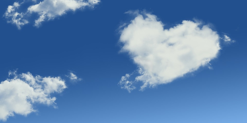 Hình ảnh bầu trời trong xanh đẹp