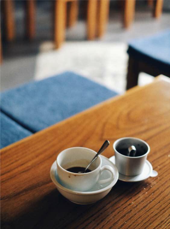 Hình ảnh cafe đen nóng