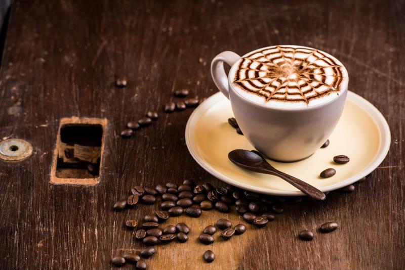 Hình ảnh đẹp về ly cafe ngon