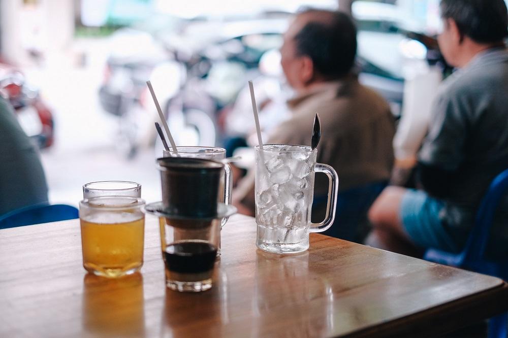Hình ảnh đẹp về những ly cafe