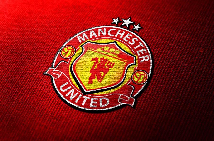 Hình ảnh logo áo MU