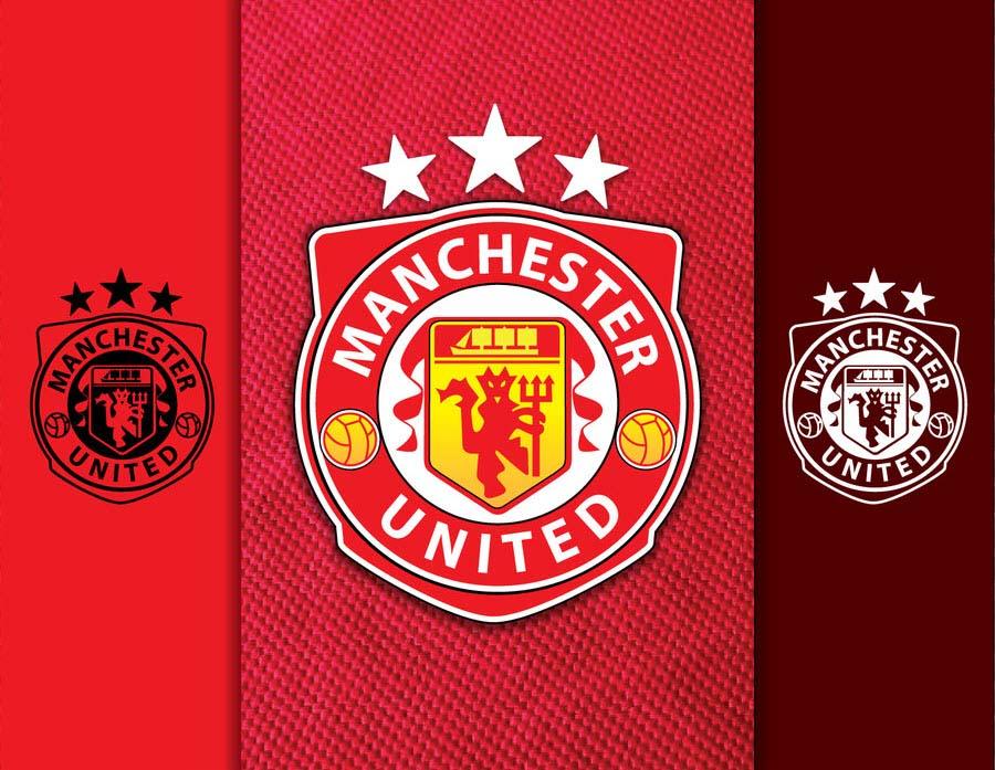 Hình ảnh logo của Manchester United đẹp