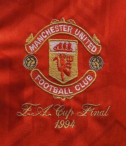 Hình ảnh logo MU đẹp 1994