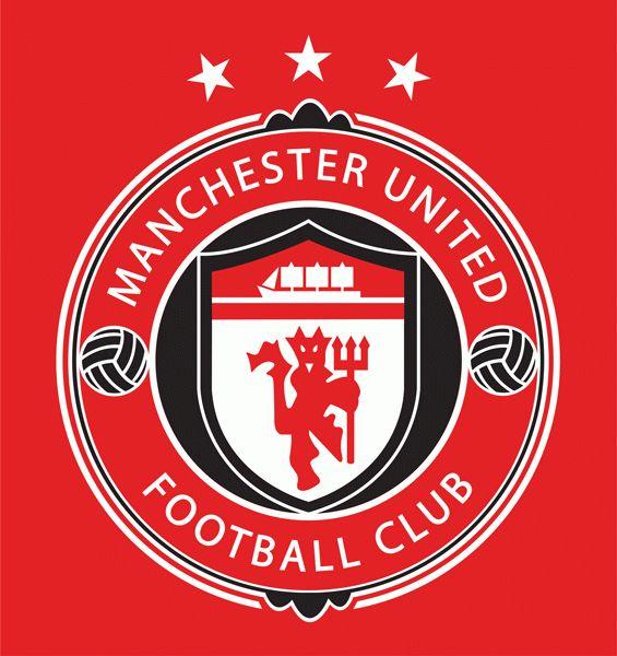 Hình ảnh logo MU độc nhất