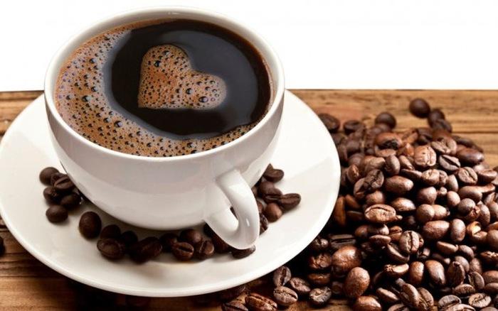 Hình ảnh ly cafe đen