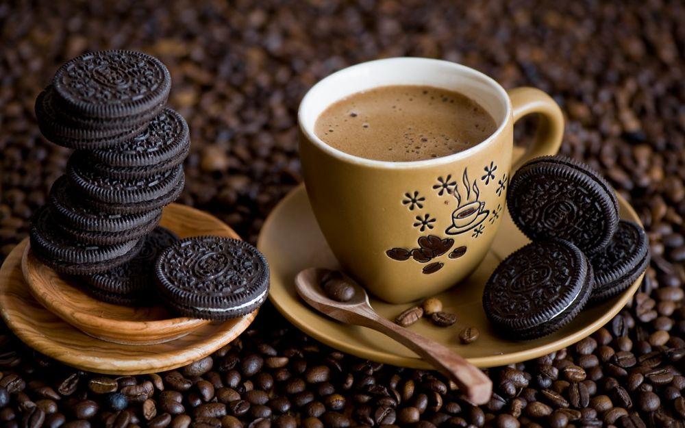 Hình ảnh ly cafe hấp dẫn