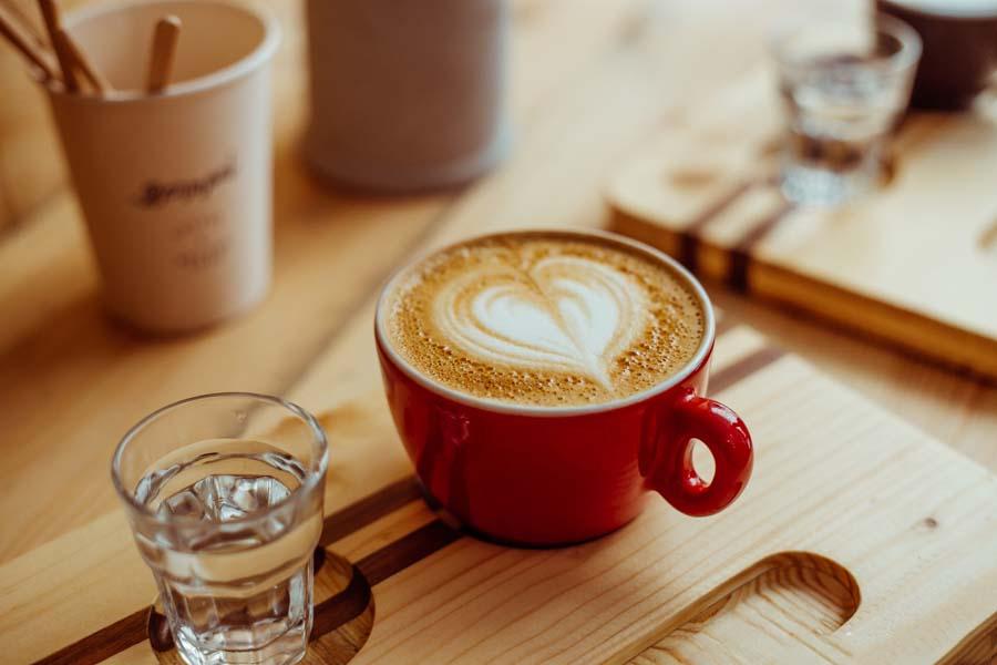 Hình ảnh ly cafe ngon nhất