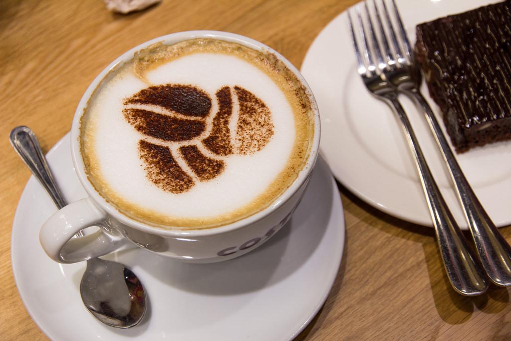 Hình ảnh ly cafe ngon