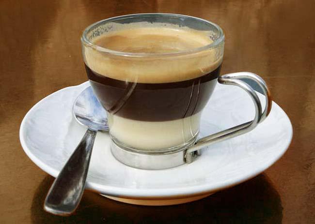 Hình ảnh ly cafe sữa đẹp