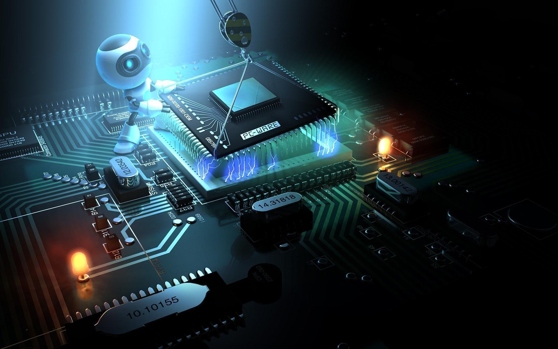 Hình nền 3D cho máy tính đẹp