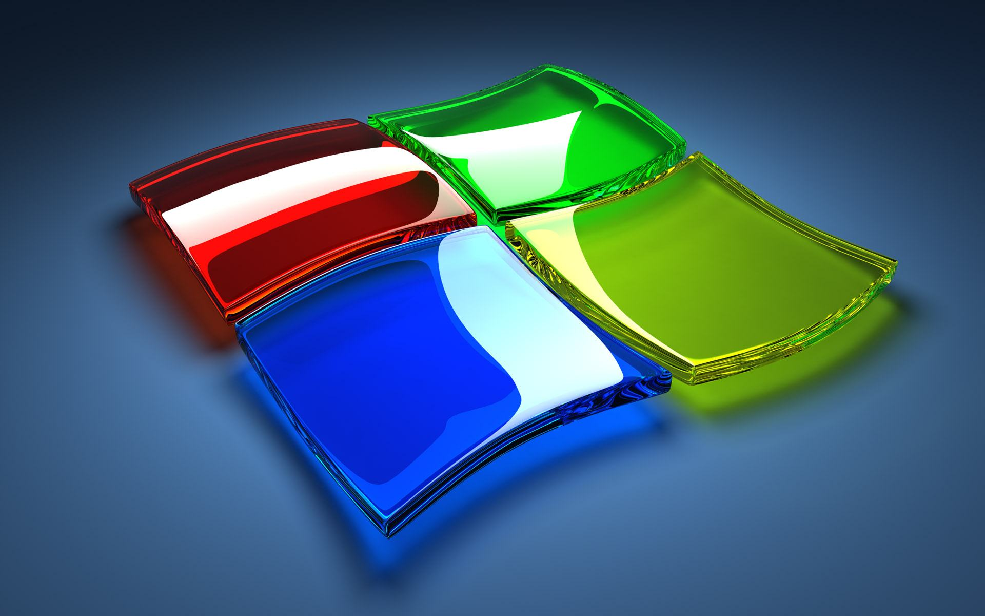 Hình nền 3D đẹp cho máy tính Windows 7