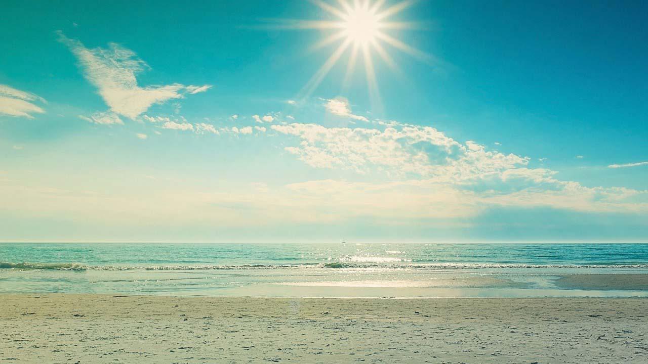 Hình nền bầu trời thanh bình đẹp nhất