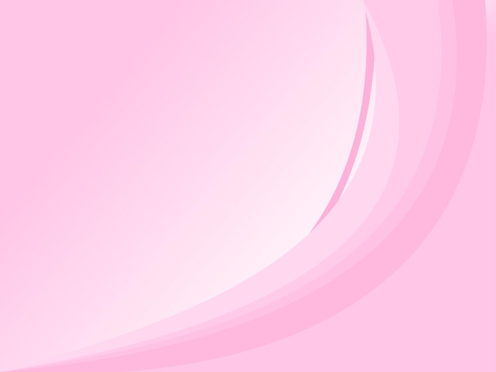Hình nền PowerPoint màu hồng dễ thương