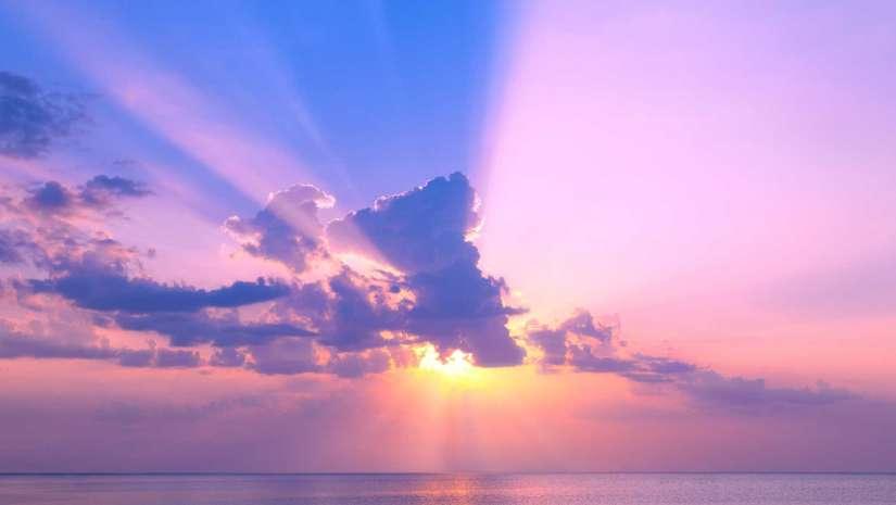 Những ảnh đẹp nhất về bầu trời