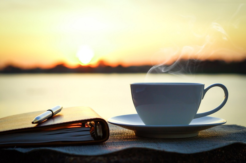 Những hình ảnh đẹp về ly cafe