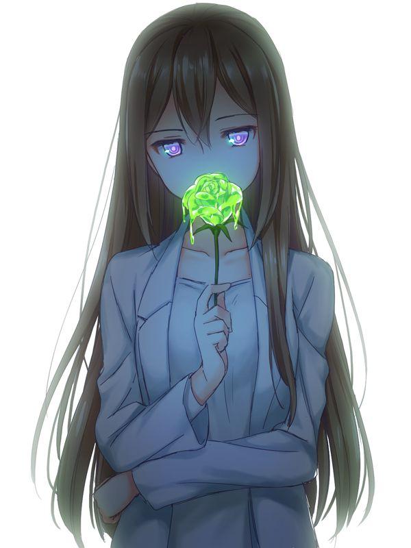 Ảnh anime girl cá tính lạnh lùng