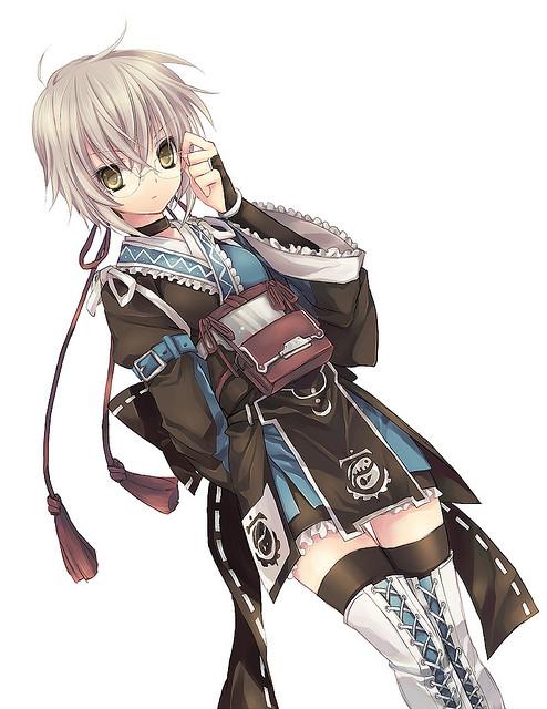 Ảnh anime girl ngầu và cá tính nhất