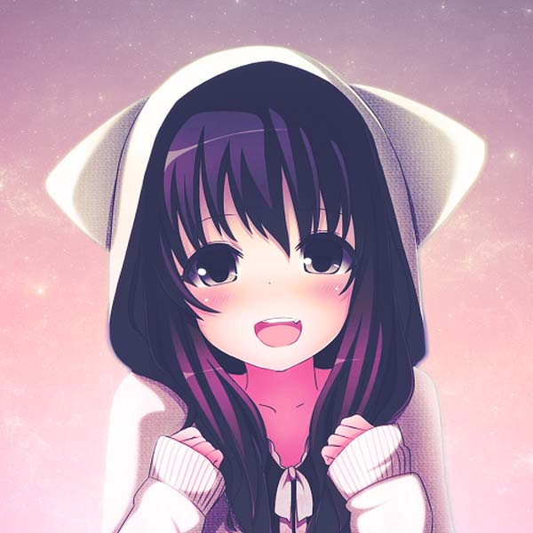 Ảnh đẹp về anime girl cá tính