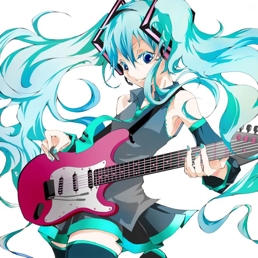 Hình ảnh hot girl anime cá tính nhất