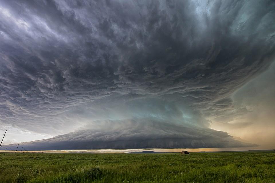 Hình ảnh đẹp bão tố thiên nhiên