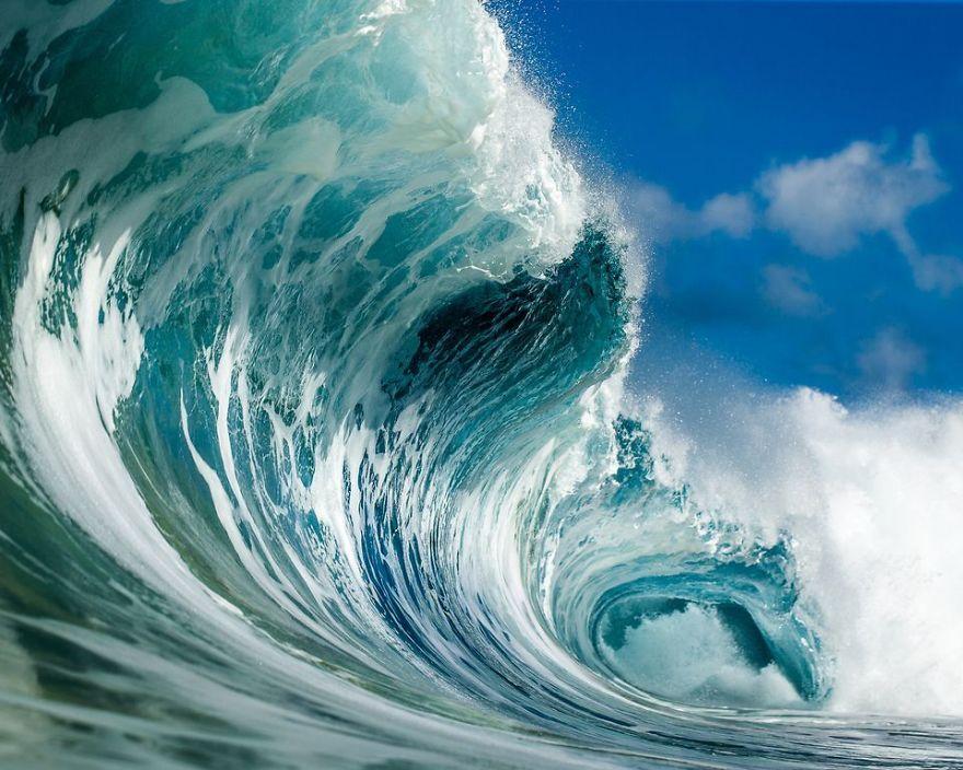 Hình ảnh đẹp thiên nhiên đại dương