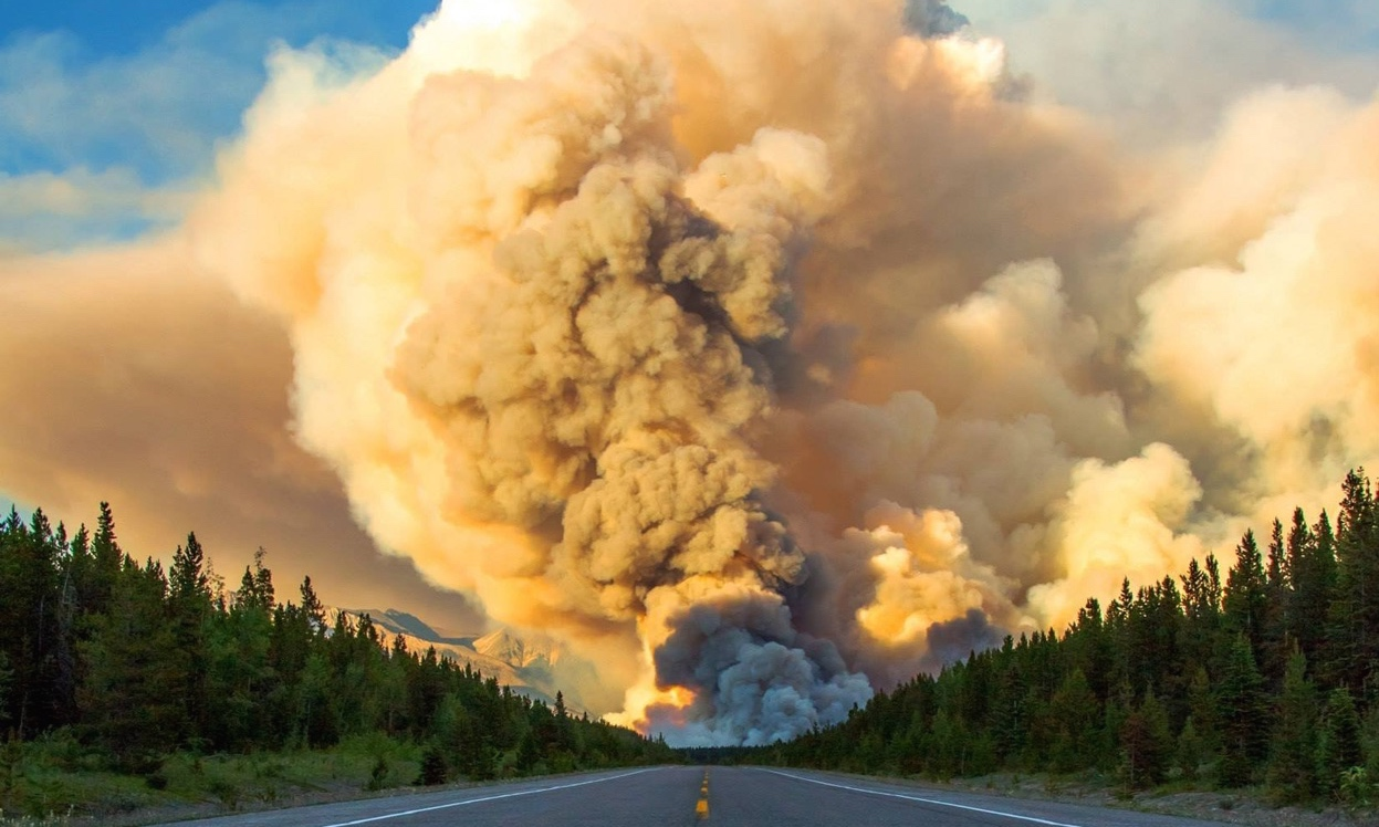 Hình ảnh núi lửa thiên nhiên