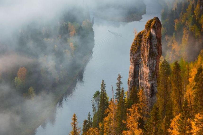 Hình ảnh thiên nhiên đẹp và hùng vĩ