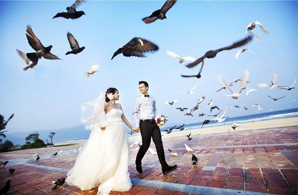 Ảnh cưới đẹp của các cặp đôi