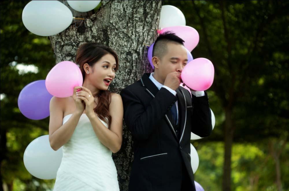 Ảnh cưới đẹp đáng yêu nhất
