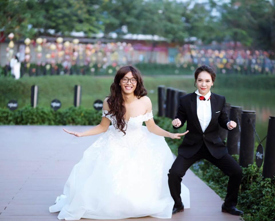 Ảnh cưới đẹp và độc của các cặp đôi