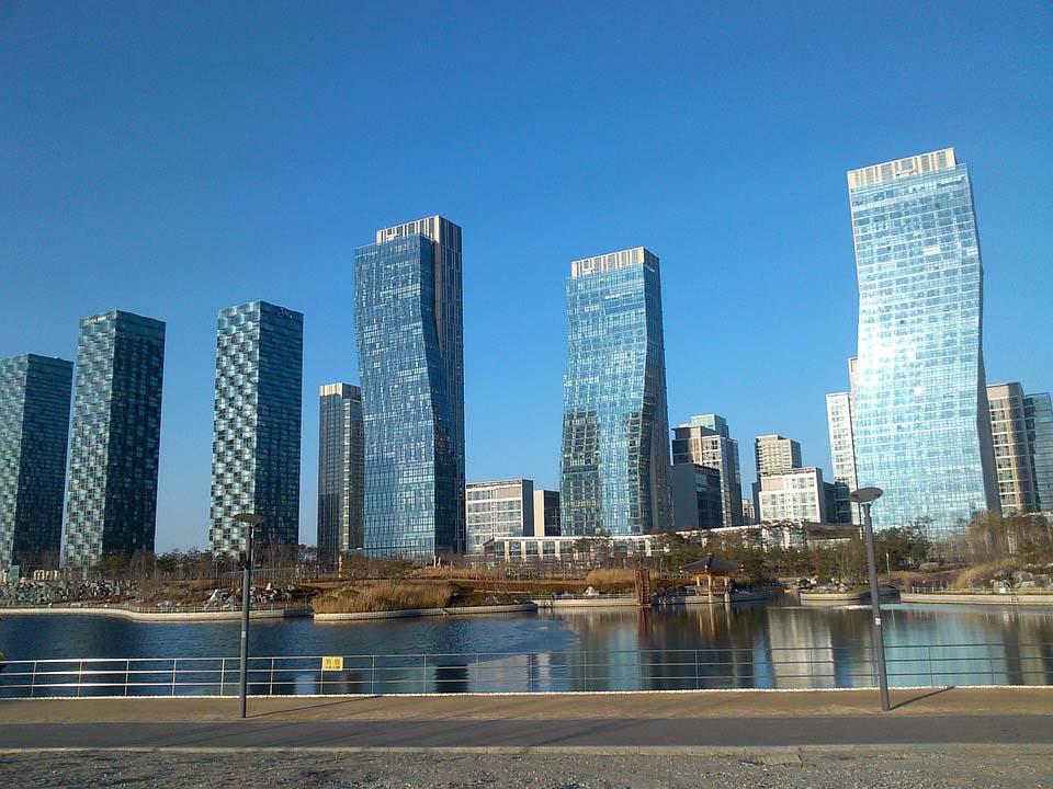Ảnh phong cảnh thành phố