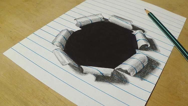 Ảnh vẽ 3D đẹp